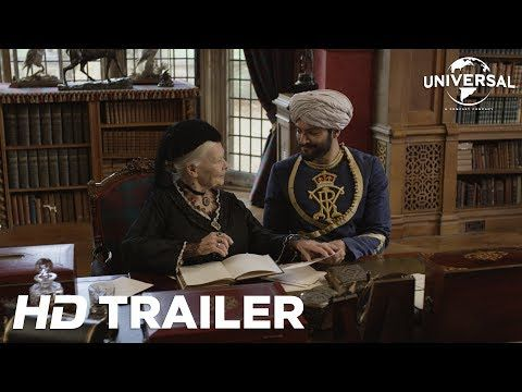 Judi Dench no trailer do filme 'Victoria e Abdul: O Confidente da Rainha' - Cinema BH