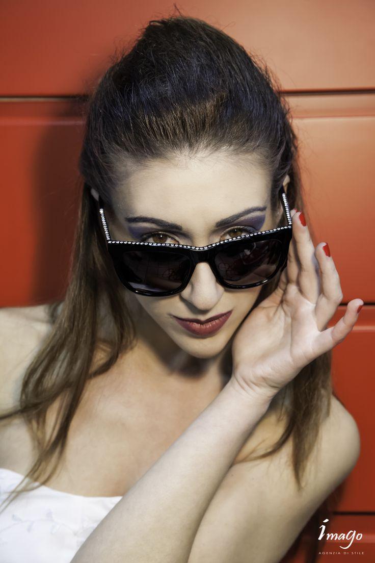 Woman Glamour Eyewear