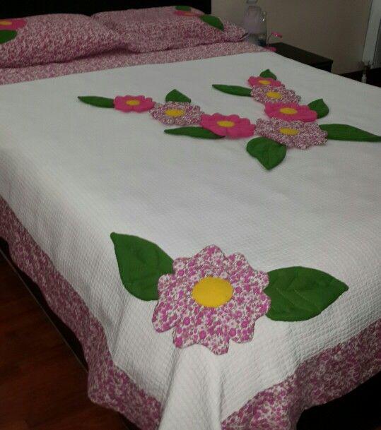 #aplike # yatak örtüsü #