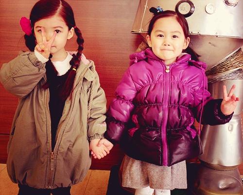 Lauren & Dayoung. Hello Baby season 5