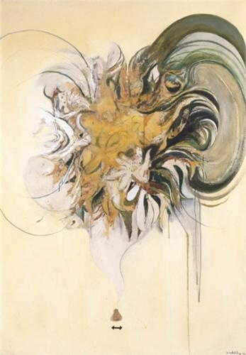 Listening to Nature - Brett Whiteley
