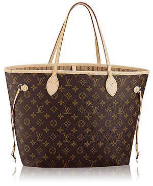 Louis Vuitton Neverfull Damier Louis Vuitton Handbags #lv bags#louis vuitton#bags