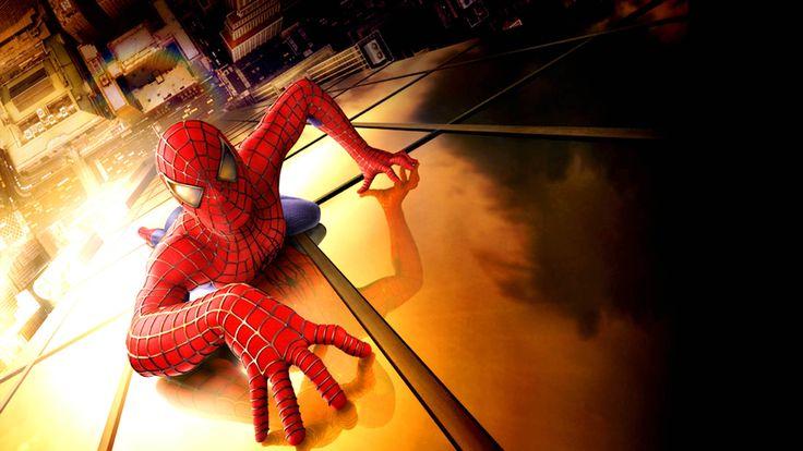 spiderman electro - http://1080wallpaper.net/spiderman-electro.html