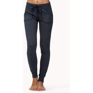 FOREVER 21 Heathered Lounge Sweatpants