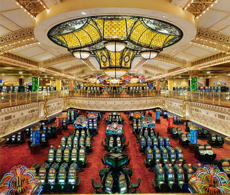 Ameristar casino in St Charles,MO
