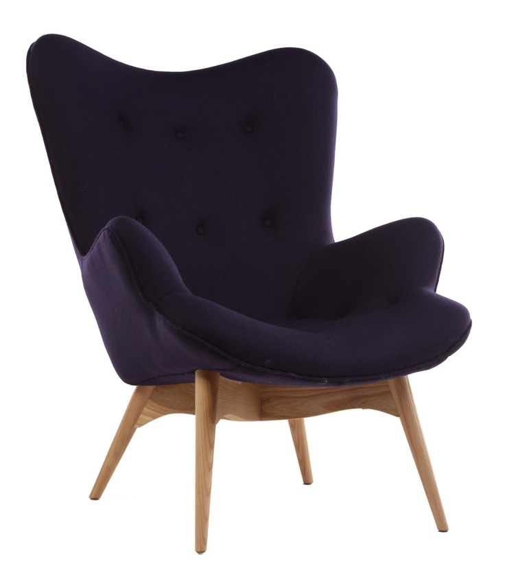 Replica Grant Featherston Contour Lounge Chair  main image