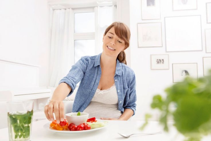 Comment bien manger pendant la grossesse?