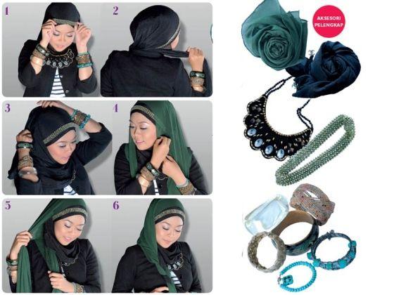 Si Cantik Rapunzel - DIY - Hijabista