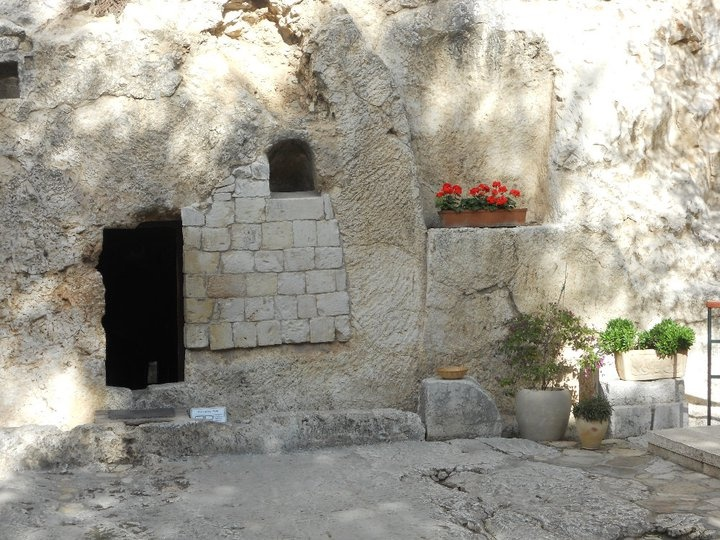 Tomb of Jesus- Jerusalem, Israel