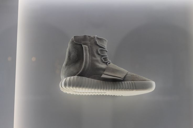 The adidas Yeezy 750 Boost is Now on Display at adidas NYC Store