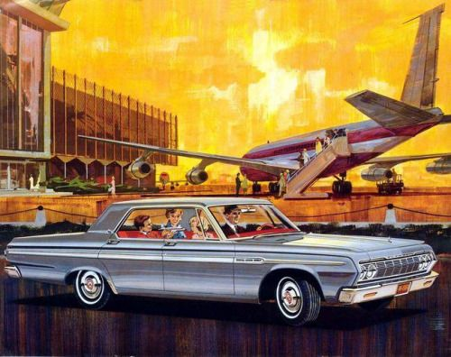 Plymouth Fury 1964