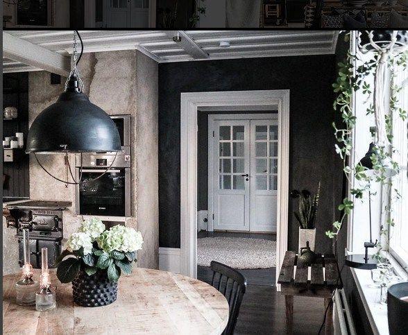 Decordemon Rustic Scandinavian Interiors By Trendrummet Basement Remodel Diy Basement Remodeling Living Room Remodel