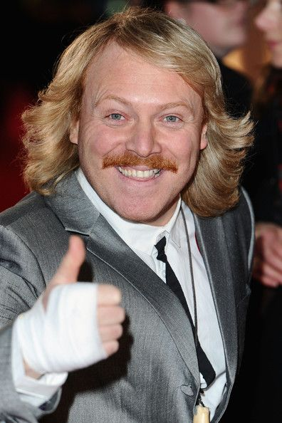 leigh francis/keith lemon - He's quite rude but I guess that's his self confidence!