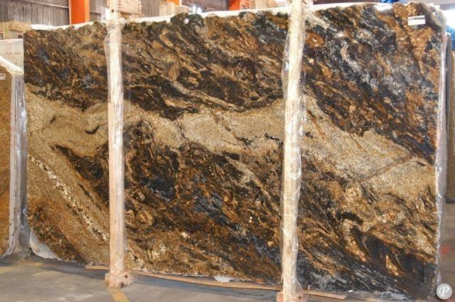 """Magma Gold Granite Price   2cm Granite Slab, Granite Countertops, 3/4"""" Granite Slab, Granite Los ..."""