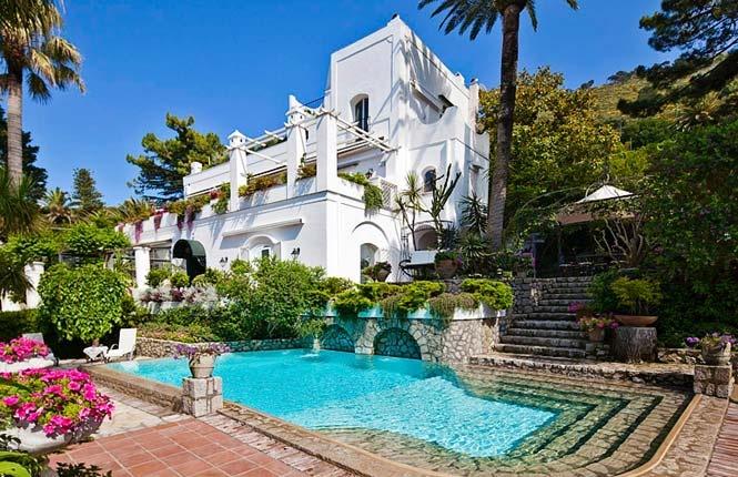 Villa Le Scale - Isola di Capri