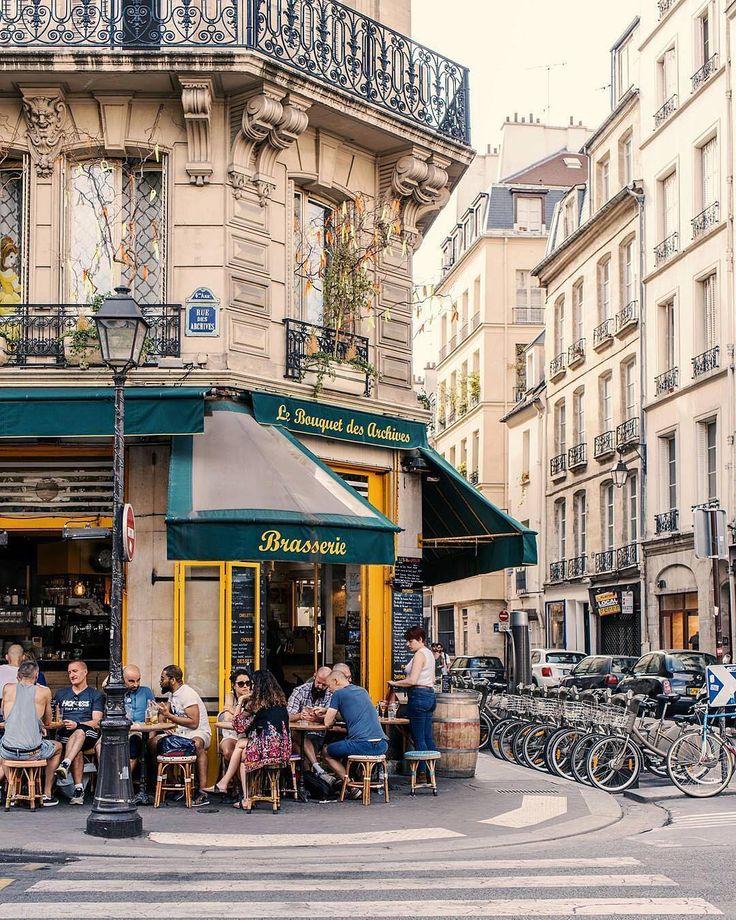 вместе нами уличные кафе парижа фото лектричество заведено