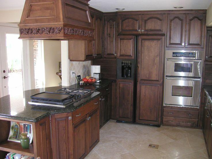 171 best Oak kitchen images on Pinterest