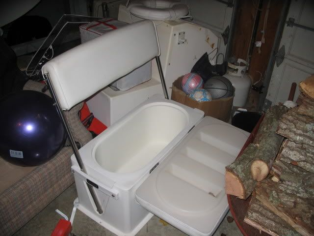 diy boat seat cooler - Google Search