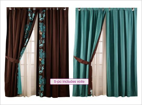 Roxanne Curtain Set Curtains Homechoice Home