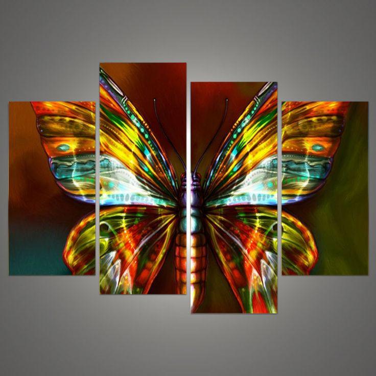 9 best Multi Toile images on Pinterest Canvases, Large canvas art - peinture bio pas cher