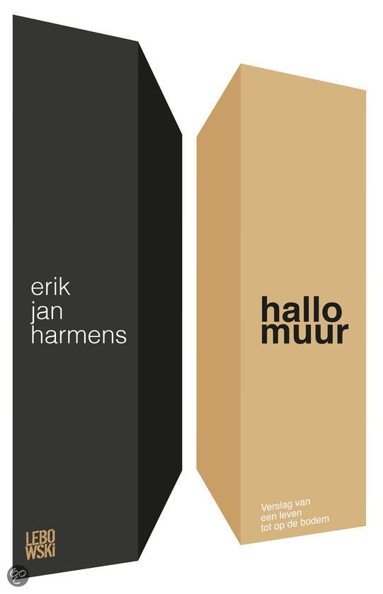 bol.com   Hallo, muur, Erik Jan Harmens   9789048818051   Boeken