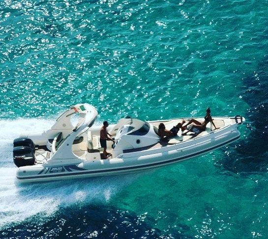Joker Rib Boat #boatim #motorboat #boat #ribboat #outboard #summer #mediterranean #jokerboat