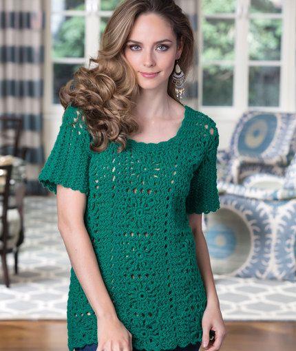 21 Best Free Crochet Tunics Patterns Images On Pinterest Crochet