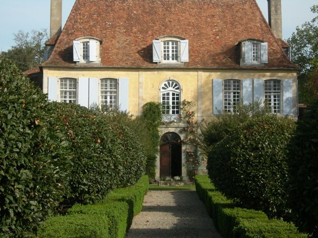 Inspiration French 18th century country house