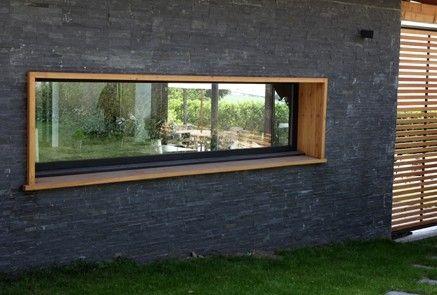 Envie de cette belle réalisation ?  ⛪️ Consultez-nous www.dupre-renovation.fr !!!  Fenêtres PVC, alu, ouverture maison, galandage, baie vitrée,