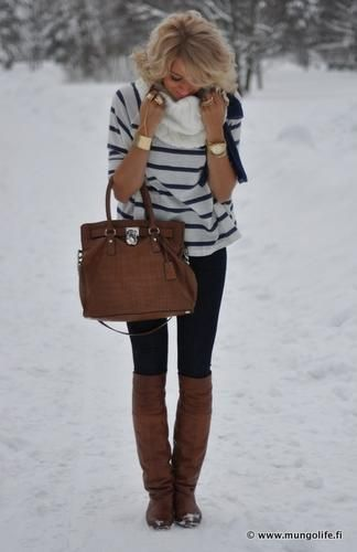 #Winter outfit #alice257891 #fashionoutfit www.2dayslook.com
