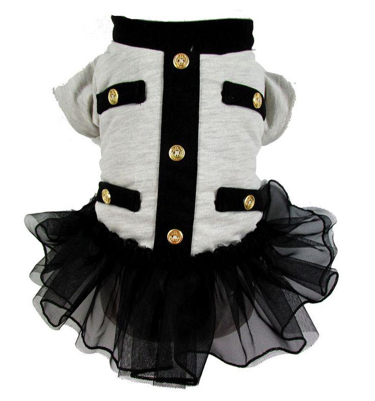 10 шт. кота собаки любимчика мода принцесса кружева туту платье осень зима sweatershirt одежда щенок собачка толстовки собаки кошки костюм S-XL