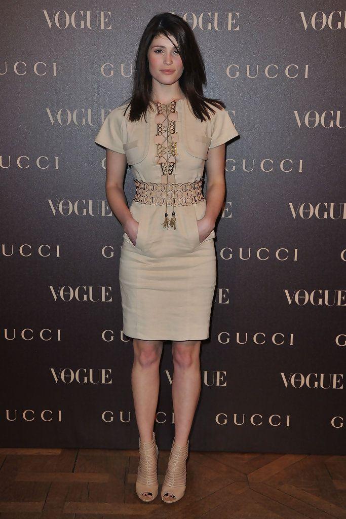 Brillant Gemma Arterton ...A la mode Hairstyles...