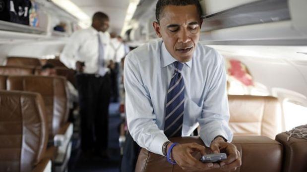 La campaña en redes sociales de Obama fue cuatro veces más activa que la de Romney