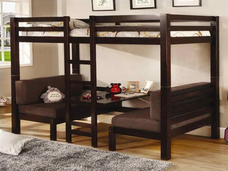 Bed Room The Black Furniture Bedroom Tasty Loft Bunk Beds