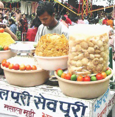 Information About Mumbai And The Street Foods Of Mumbai