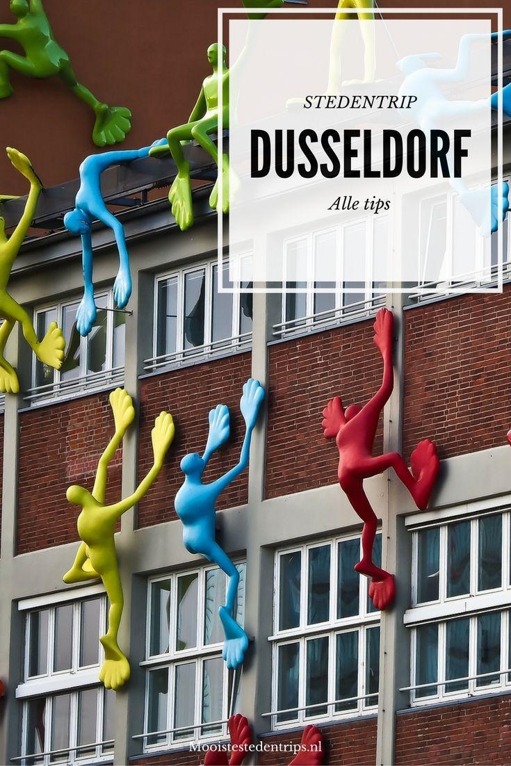 Stedentrip Düsseldorf? Heb je zin in een leuk weekendje weg? Op naar Düsseldorf, met de gezellige Altstadt en de hypermoderne Medienhafen. Bekijk alle tips.