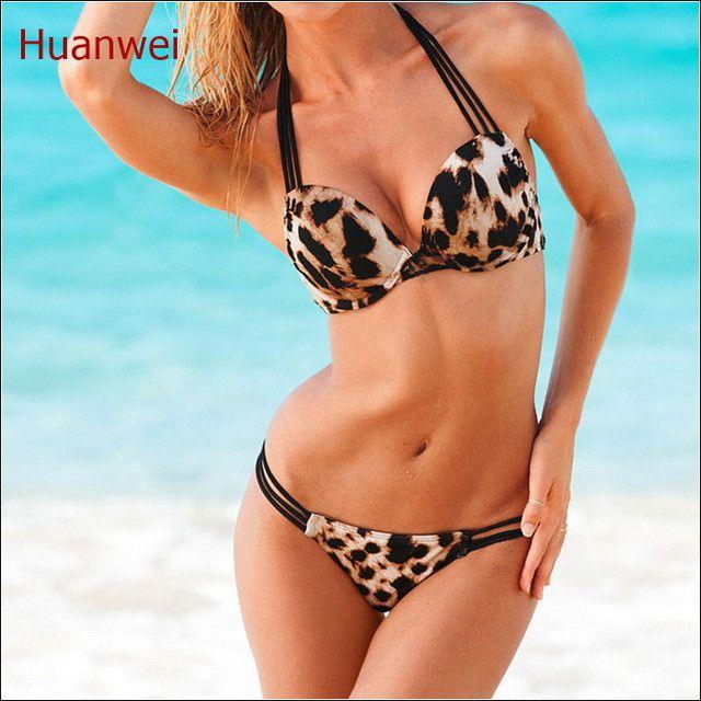 Skylar Brazilian Push Up Bikini