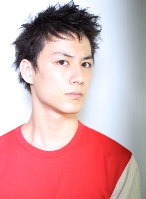 gokan小野メンズソフトモヒカン(髪型メンズ)