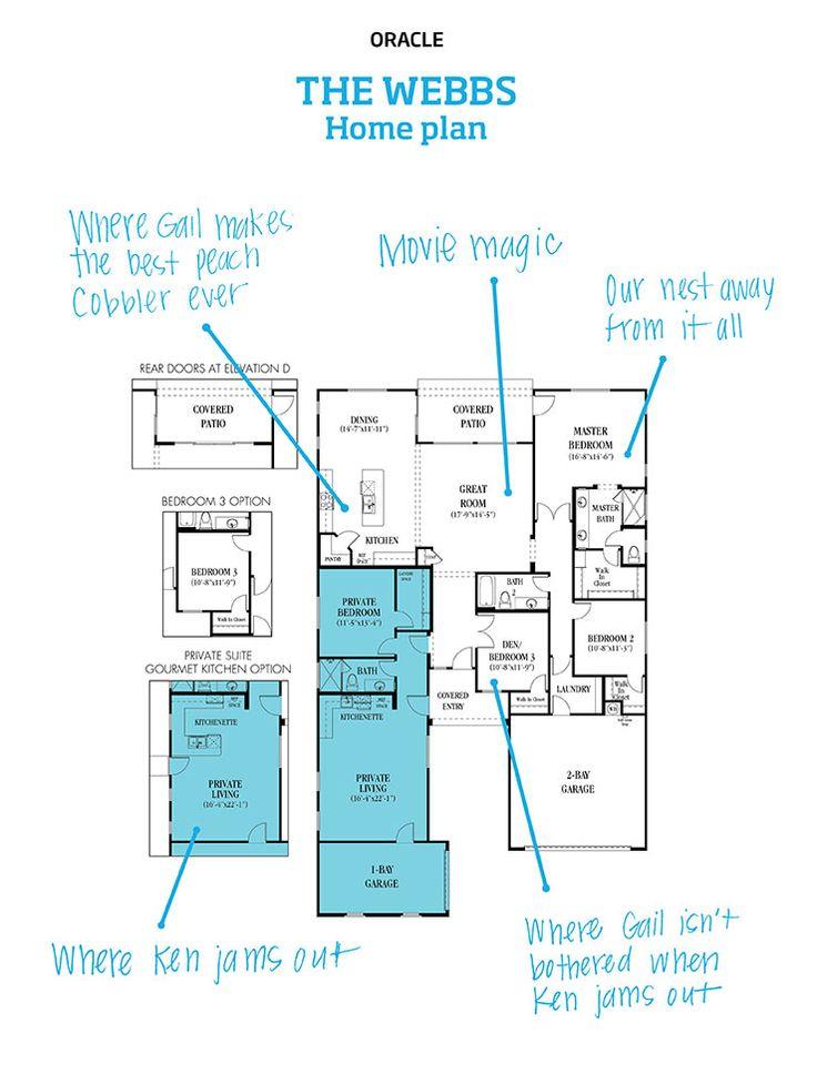 Another great multigenerational home! > #NextGen #Lennar.com