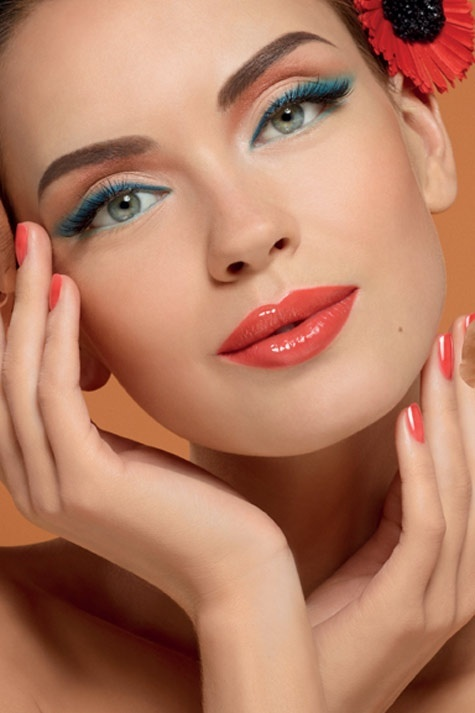Recreate this Summer look with Yves Rocher Retropical collection!! http://www.amazon.com/gp/product/B00CYPMRW8