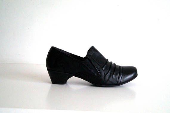ad667aea32c JURGENS Antistress shoes Eu 39 Uk 6 US 85 Black genuine