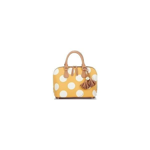 Polka Dot Handbags Polka Dot Satchels at Mimi Boutique ❤ liked on Polyvore featuring bags, handbags, satchel hand bags, satchel style purse, satchel bags, hand bags and beige satchel