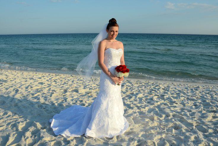 1000+ images about Beach Brides on Pinterest - photo#33