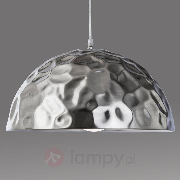 """Tiny — lampa wisząca w """"poobijanej"""" stylistyce 7007608"""
