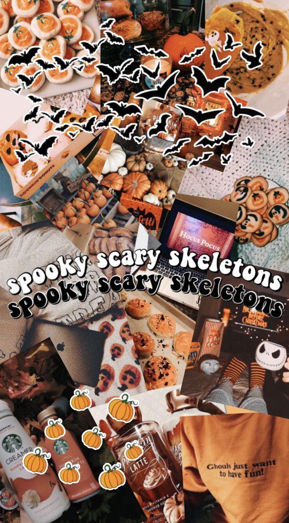 Cute Aesthetic Halloween Fall Iphone Wallpaper Halloween Wallpaper Iphone Cute Fall Wallpaper Iphone Wallpaper Fall