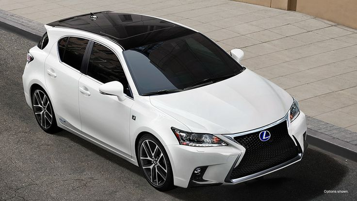 2014 Lexus CT 200h F Sport at Lexus of Seattle