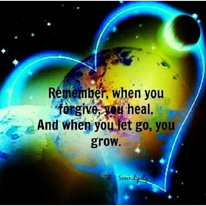 Remember, when you forgive, you heal. And when you let go, you grow. Positive Quotes About Work