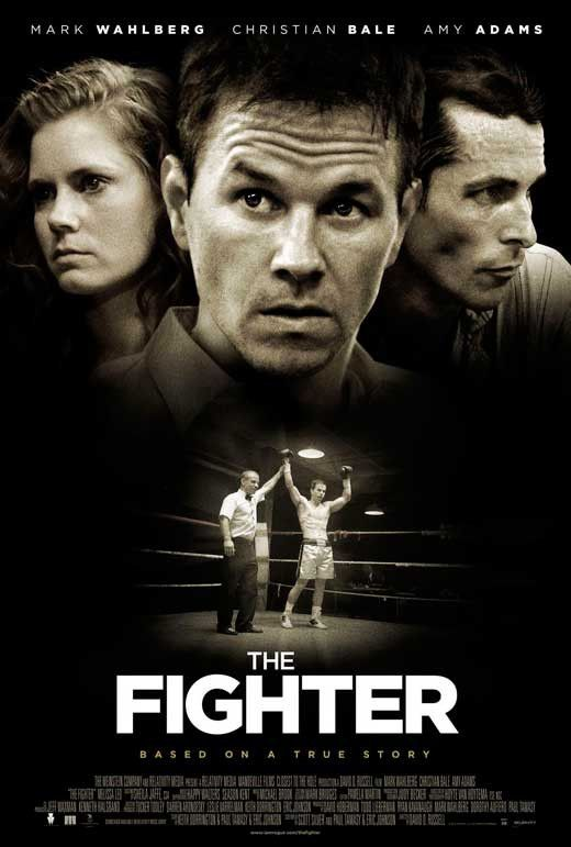 The Fighter 11x17 Movie Poster (2010)