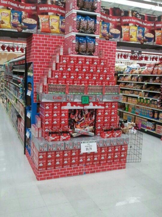 Coca Cola fireplace 2012 | Work | Pinterest | Coca Cola ...