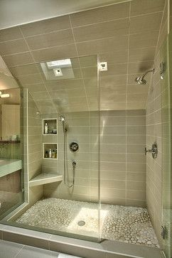 Shower Eaves Design Ideas, Pictures, Remodel, and Decor